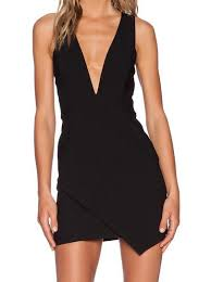 black bodycon dress black bodycon dress with v neck black party