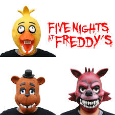 Freddy Halloween Costumes Aliexpress Buy Nights Freddy U0027s Masks Halloween