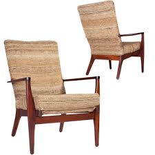 Knoll Rocking Chair Pair Of Parker Knoll Chairs Rk 973 4 Circa 1960 For Sale At 1stdibs