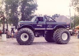 bigfoot monster truck museum bigfoot 1 bigfoot very old 1 2 pinterest