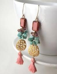 earrings ideas beaded dangle earrings ideas craft ideas on beaded dangle earrings