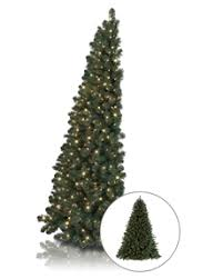 corner christmas tree artificial flatback and corner christmas trees treetopia