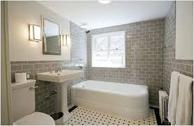 Subway Tile Backsplash Bathroom - subway tile showers bathrooms white bathroom images gray ideas