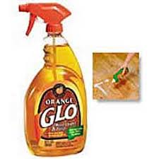 orange glo wood floor as seen on tv products