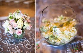 Floral Centerpieces Real Wedding Pastel Floral Centerpieces 1