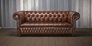 Curved Settees And Sofas by Sofas Wonderful Tufted Leather Sofa Leather Settee Sectional