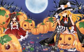 cute halloween desktop background cute anime halloween wallpaper bootsforcheaper com