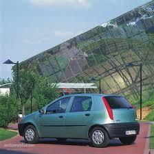 Fiat Punto 2002 Interior Fiat Punto 5 Doors Specs 1999 2000 2001 2002 2003
