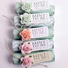 mint wedding favors mint wedding favors set of 100 mint rolls mint to be favors