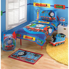 Thomas The Tank Engine Bedroom Furniture by Thomas Wallpaper Border The Train Bedroom Ideas Toddler Kids Blue