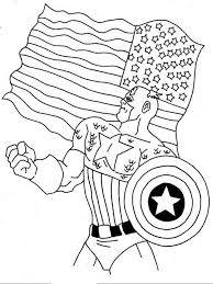 Captain America Coloring Pages Download And Print Captain America Captain America Coloring Page