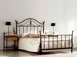 chambre fer forgé lit lola en fer forgé haut de gamme meuble pour la chambre le