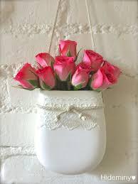 Vase Wall Decor Best 25 Hanging Vases Ideas On Pinterest Hanging Jars Flower