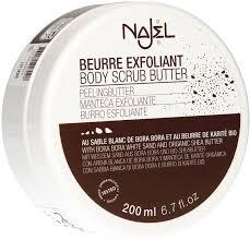 Scrub Di Shop najel scrub butter 200 ml ecco verde shop