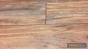 Teak Laminate Flooring Kaindl Teak Walaba Laminate Flooring 8x159x1383 Mm Youtube
