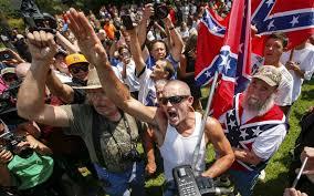 Black Confederate Flag Black Group Kkk Hold Separate Rallies At South Carolina