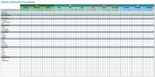 calendar yearly planning calendar template