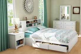 bookcase headboard queen white doherty house make a bookcase