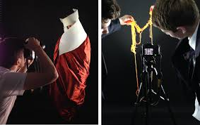 Photography Teacher The Dressing Up Box Unravelling Fashion Photography Developing