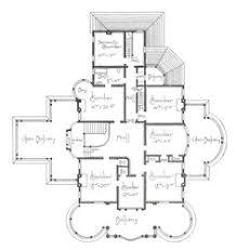 2nd Floor Plan Design Meyer White House First Floor Plan Via Architect Design