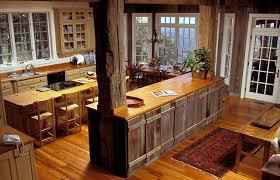 Log Home Kitchens Browlakekitchen Jpg