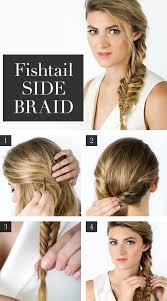 summer braid special 4 hair how to u0027s fishtail braid tutorials