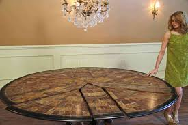 seat round extendable dining table with design photo 3315 zenboa