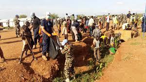 Radio Miraya Juba News Unmiss Police And Military In Juba Poc Clean Up Operation Unmiss