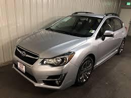 subaru white car spokane used cars spokaneusedcarsales com