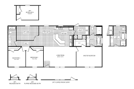 home floor plan clayton rancher one level dsp house plans 39054