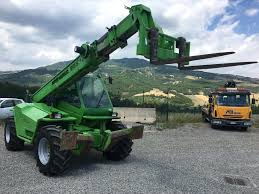 merlo 35 12 k used telescopic handler for sale by autotrading srl
