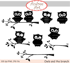 halloween owl black and white clipart clipartsgram com