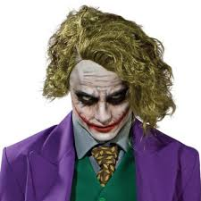 batman dark knight the joker child wig buycostumes com