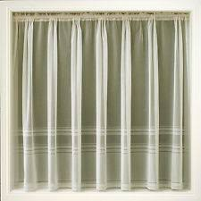 Cream Lace Net Curtains Ivory Net Curtains Ebay