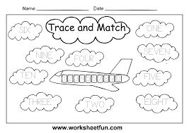 free number worksheets worksheets