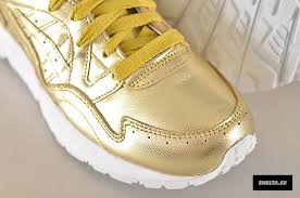 dipped in gold the asics gel lyte v gets dipped in gold sneakernews