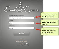 mobile apps event espresso wordpress event registration