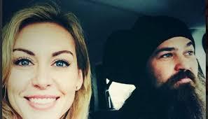 why did jesicarobertson cut her hair photos jessica robertson jep s wife on duck dynasty heavy com