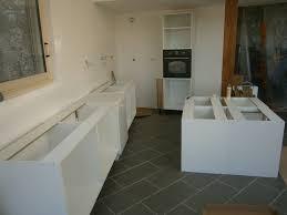 changer les facades d une cuisine montage d une cuisine avec façades en chêne