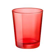 bicchieri colorati bormioli bicchiere da acqua castore edition 6 pezzi bormioli