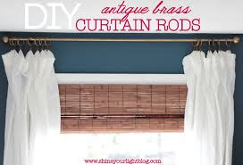 Easy Curtain Rods Diy Curtain Rail Functionalities Net