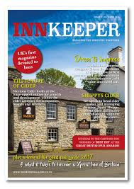innkeeper magazine magazine site for pubs inns our latest issue