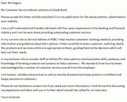 bank staff cover letter u2013 cover letters and cv examples