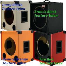Orange Cabinet 4x12 1x10 Empty Guitar Speaker Cabinet Empty Bass Guitar Speaker