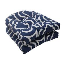 amazon com pillow perfect indoor outdoor carmody wicker seat