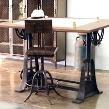retro home office desk industrial style home office industrial style office furniture retro