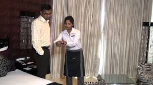 area of responsibility for housekeeping bookingjini