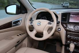 nissan pathfinder 2014 interior 2015 nissan pathfinder 4x4 review with video the truth about cars