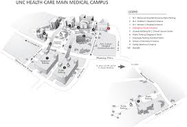 Unc Map Emergency Room Map U2014 Pediatrics Unc Of Medicine
