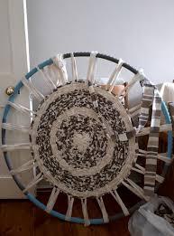 run sengi run hula hoop rug weaving u2026 pinteres u2026